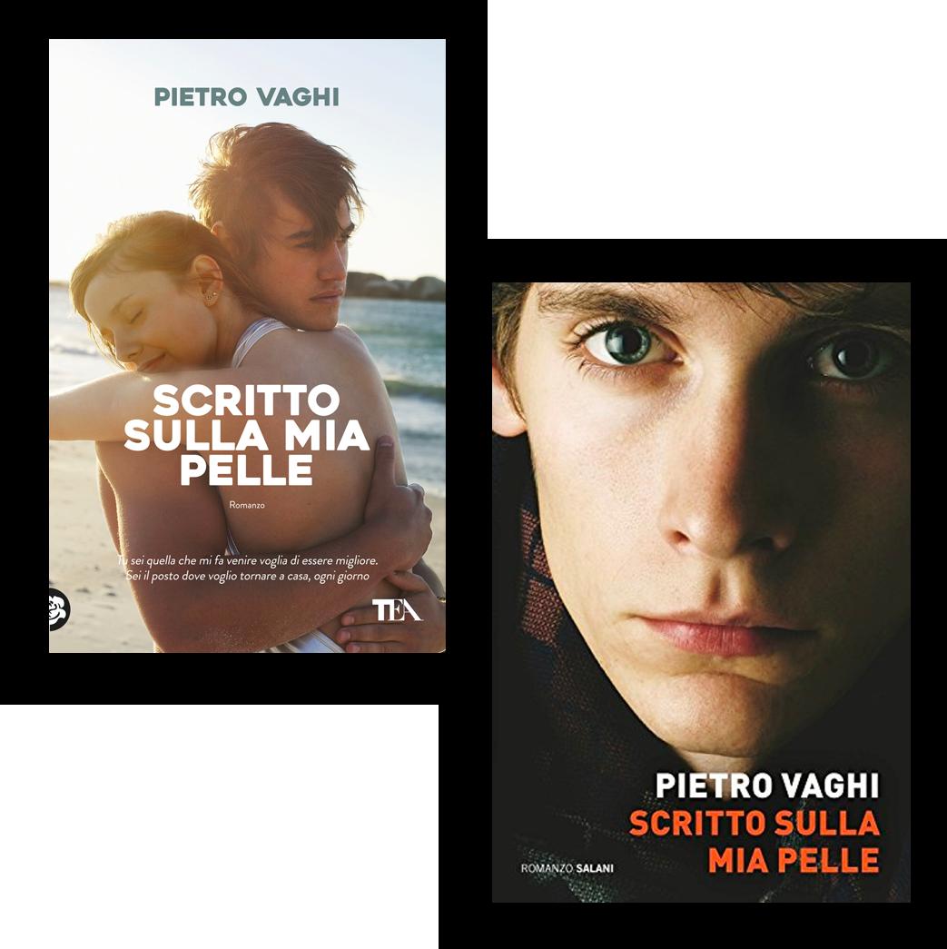 Scritto sulla mia pelle - Pietro Vaghi